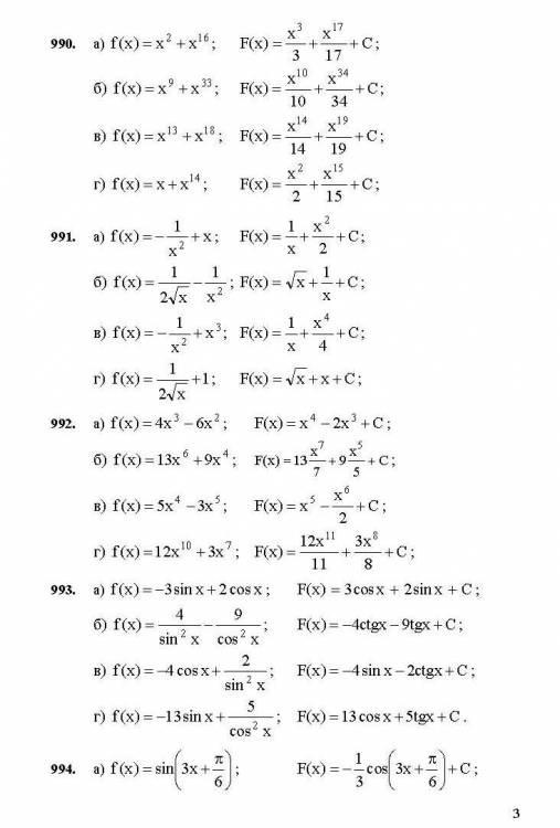Гдз по алгебре для 10 класса к учебнику денищевой